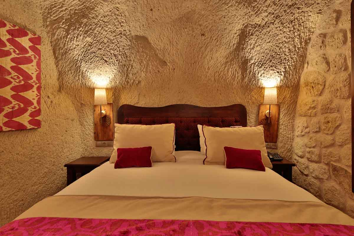 Room #54 – Double Cave Room