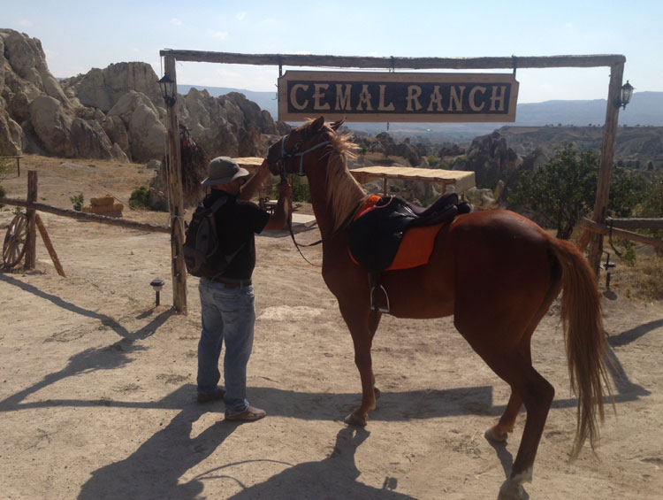 Horseback Riding at Cemal Ranch