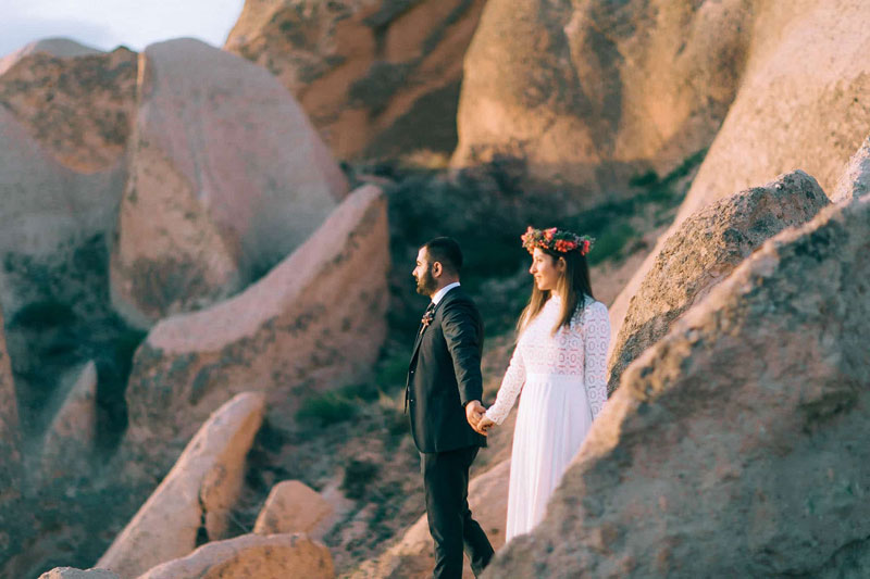 weddings in cappadocia